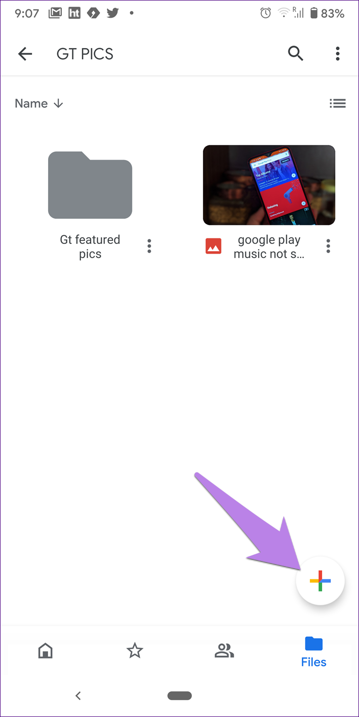 Google drive folder tips tricks 9