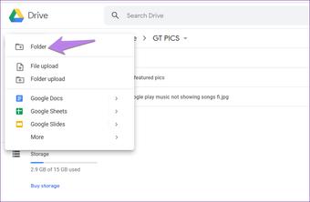 Google drive folder tips tricks 8
