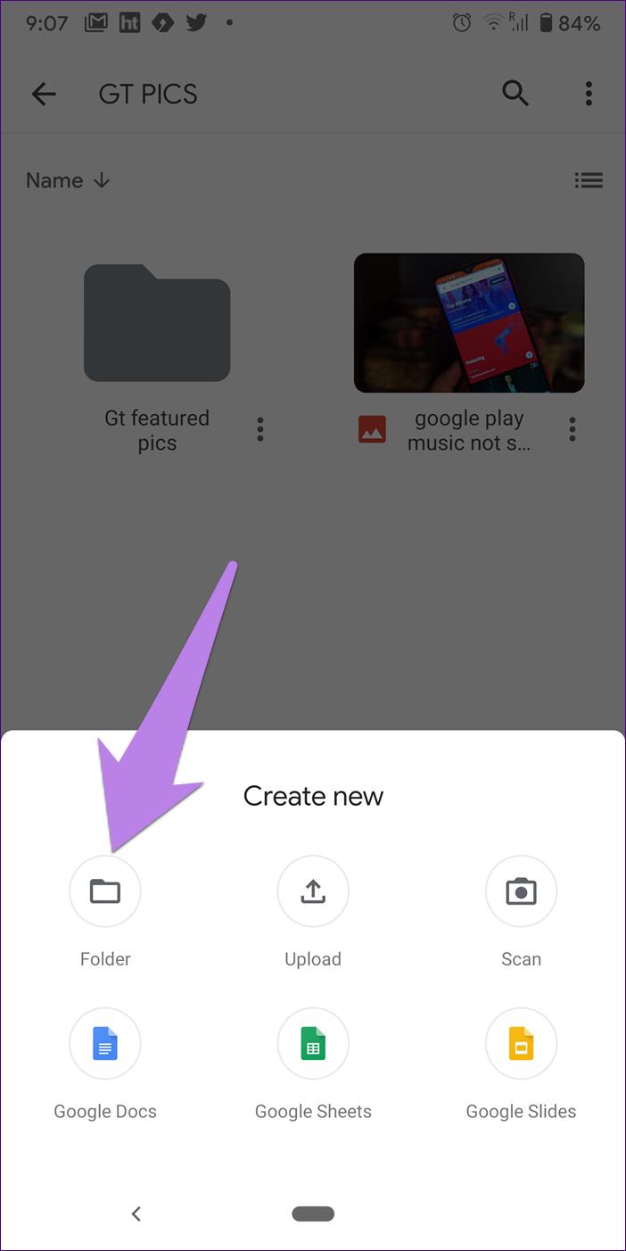 Google drive folder tips tricks 10