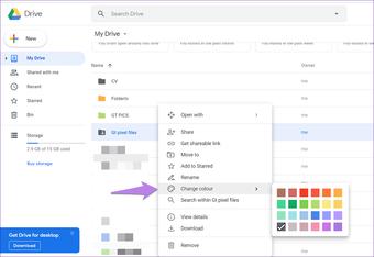 Google drive folder tips tricks 14