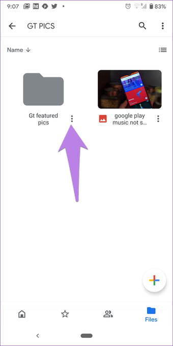 Google drive folder tips tricks 15