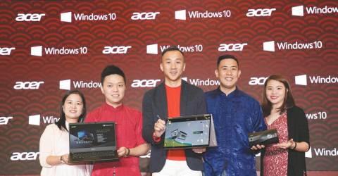 Acer Malaysia celebrates 30th anniversary