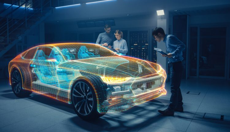 How Jaguar Land Rover uses VR to design and engineer new vehicles