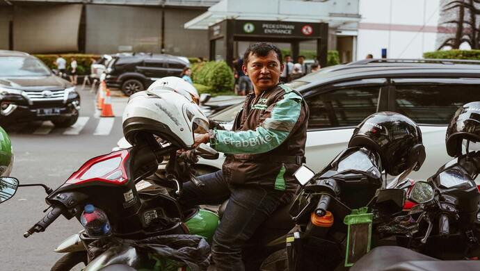 Indonesian ride-hailing giant gojek denies report on merger talks with rival Grab
