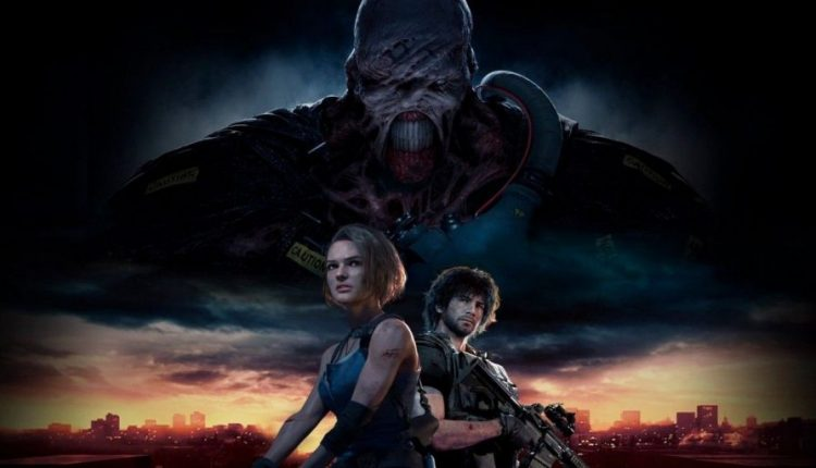 Resident Evil 3 Remake Concept Art Shows the Creation of Nemesis