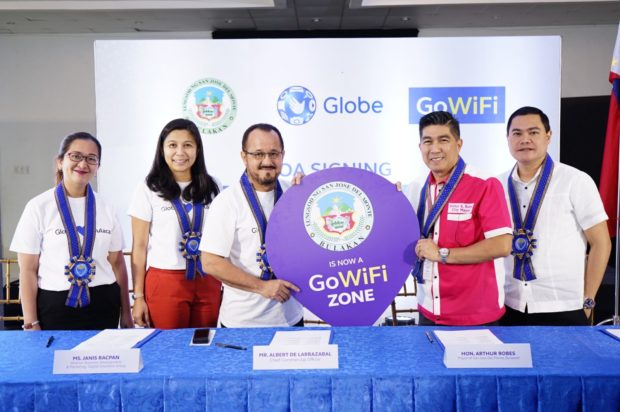 San Jose Del Monte becomes newest GoWiFi city in Bulacan
