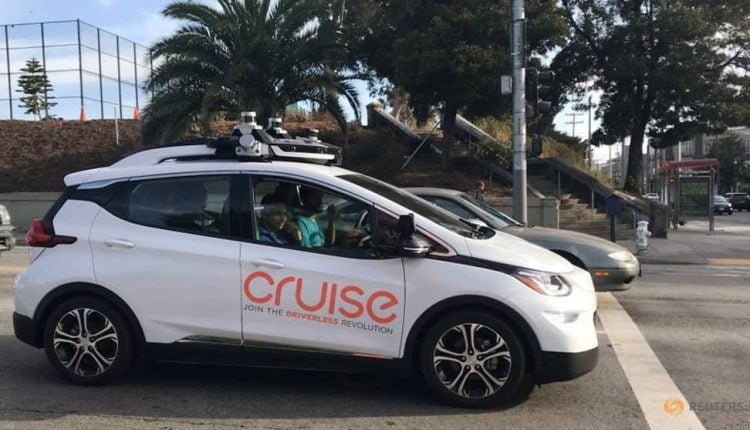 Self-driving car companies complain California test data may mislead
