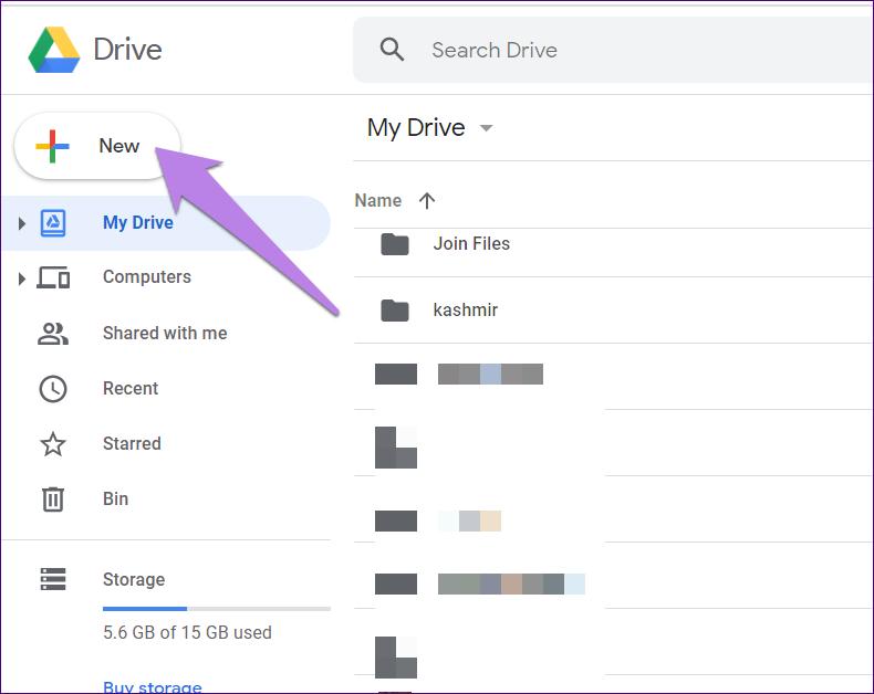 Google drive folder tips tricks 1