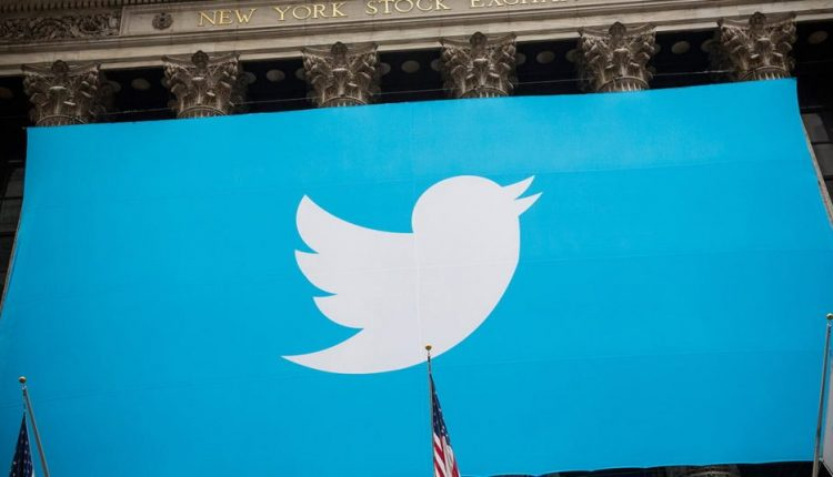 Twitter was broken for about an hour, leaving people unable to tweet