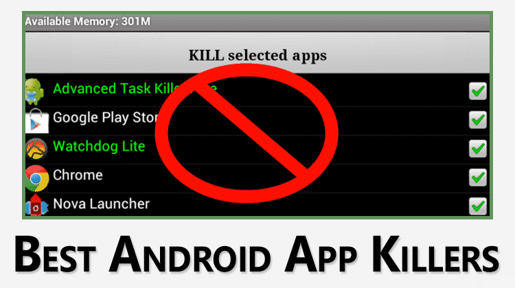 10 Best Free Android App Killers in 2020
