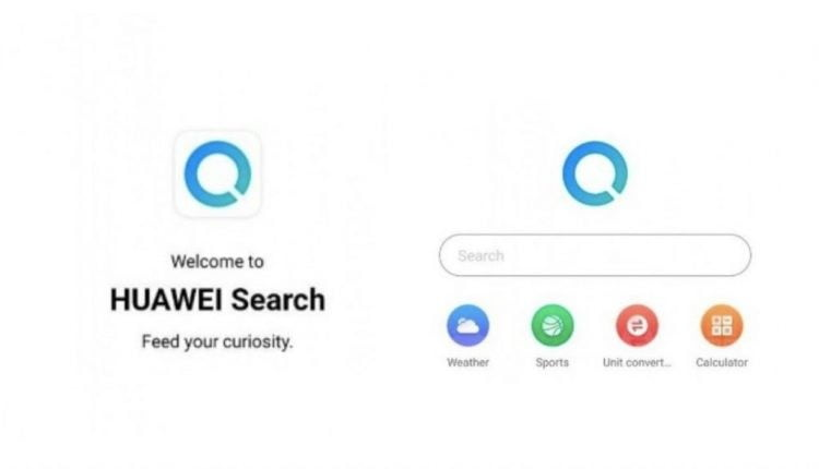 Huawei testing its own search app in challenge to Google