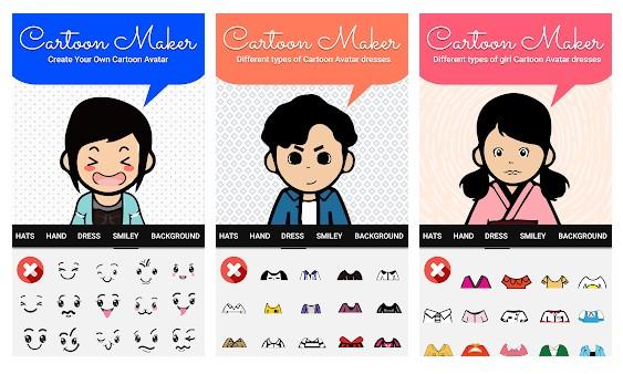 Cartoon MakerCreator