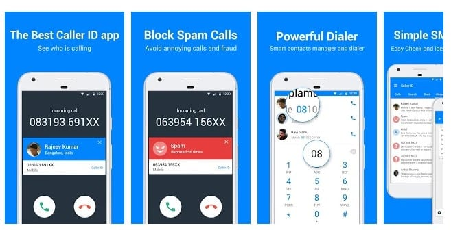 Caller ID Dialer, Call Blocker