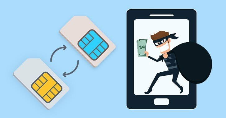 Europol Arrests 26 SIM Swapping Fraudsters For Stealing Over $3 Million