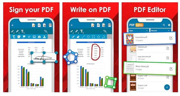 PDF Editor PDF, Create PDF & Edit PDF