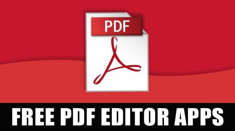 10 Best Free PDF Editor Apps For Android in 2020