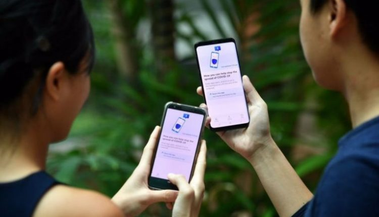 Coronavirus: Singapore app allows for faster contact tracing