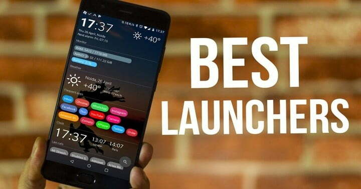 10 Best New Android Launchers in 2020