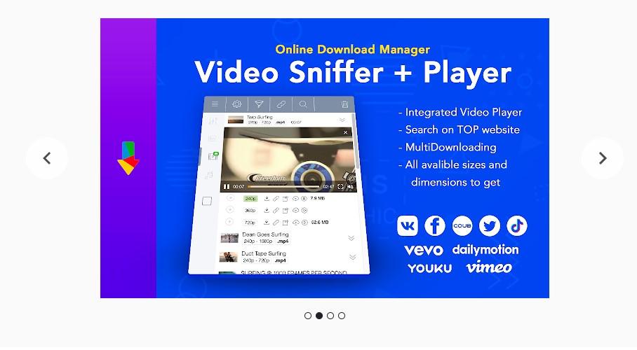 Online Download Manager