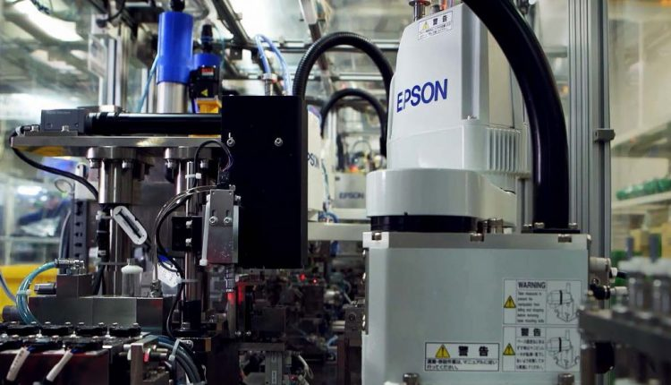 Air Automation Engineering part of Epson Robots Midwest expansion
