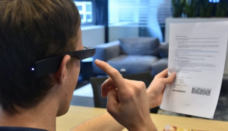 Envision brings AI to Google Glass to help visually impaired users see