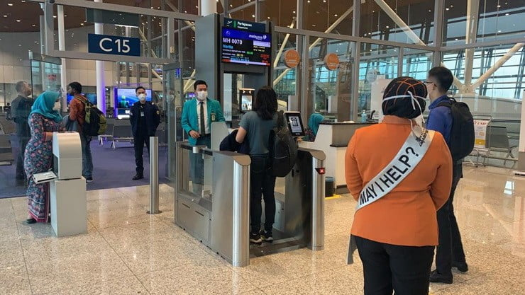Facial recognition technology to go live at KLIA soon