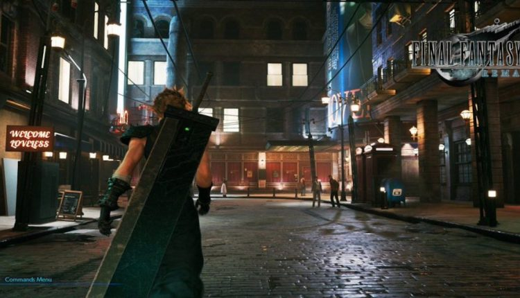 Final Fantasy 7 Remake Reveals New Areas Players Will Explore in the Game