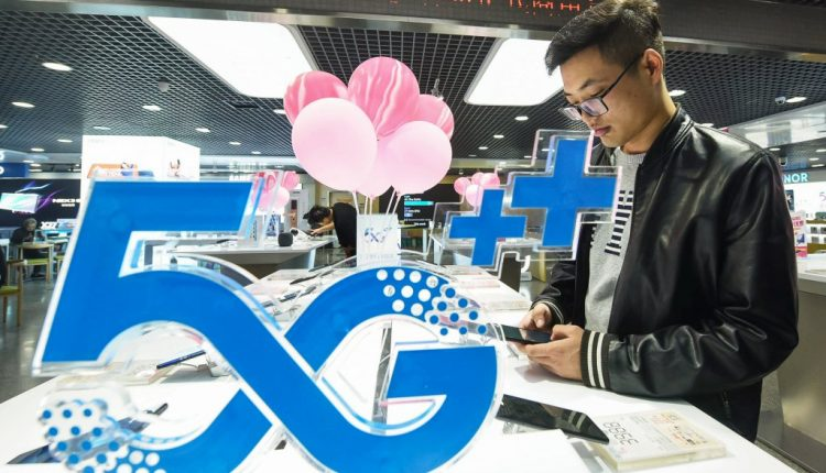 Is the game back on? China doubles down on 5G future