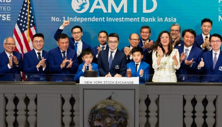 Li Ka-Shing Backed AMTD Seeking Digital Banking License in Malaysia