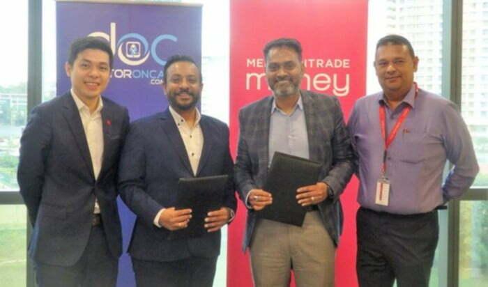 Malaysia-based digital health platform DoctorOnCall partners with Merchantrade