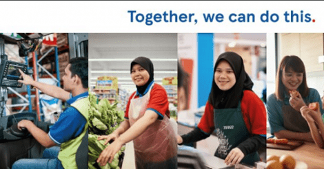 Online Grocers struggle to meet demands created by RMO in Malaysia