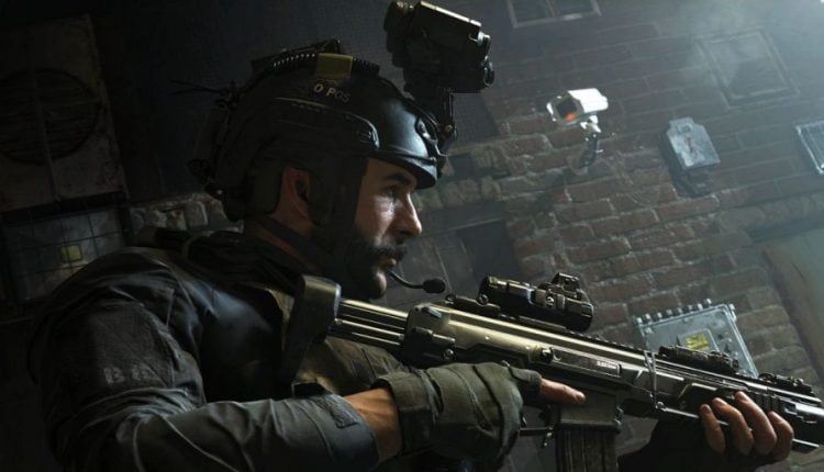 Pro Call of Duty Player Criticizes Modern Warfare Spawn System