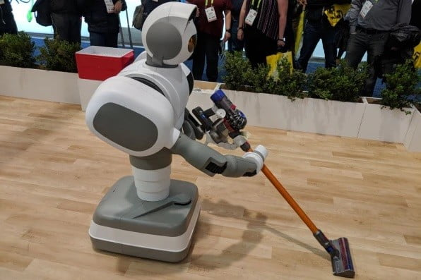 Showing robots how to do your chores