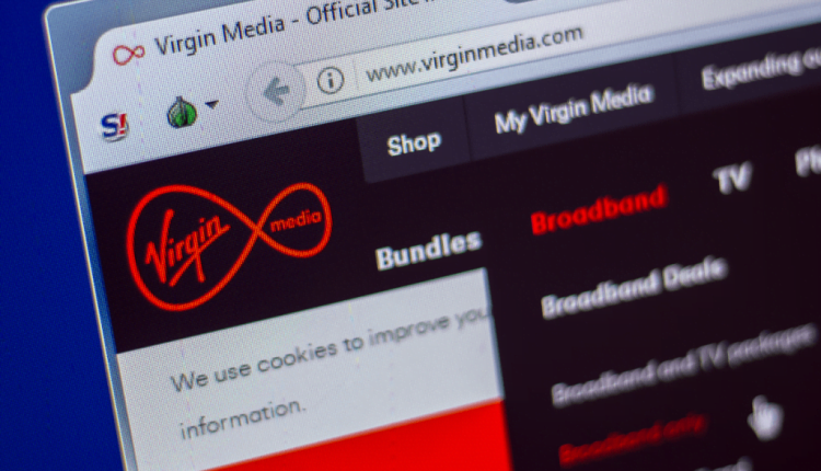 Virgin Media data breach affects 900,000 customers