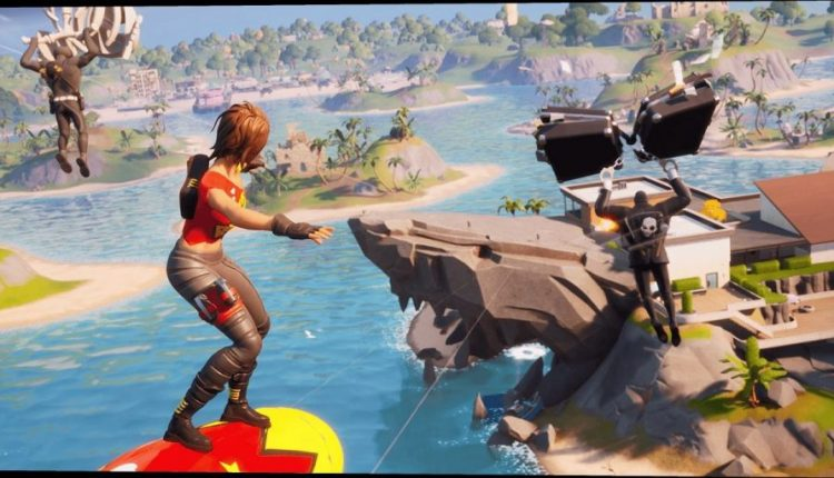 Where to Steal Fortnite Security Plans for the Yacht, Rig, or the Shark