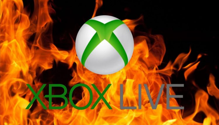 Xbox Live is down again as people play more games in self-isolation