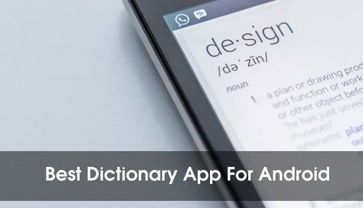 10 Best Dictionary App For Android in 2020