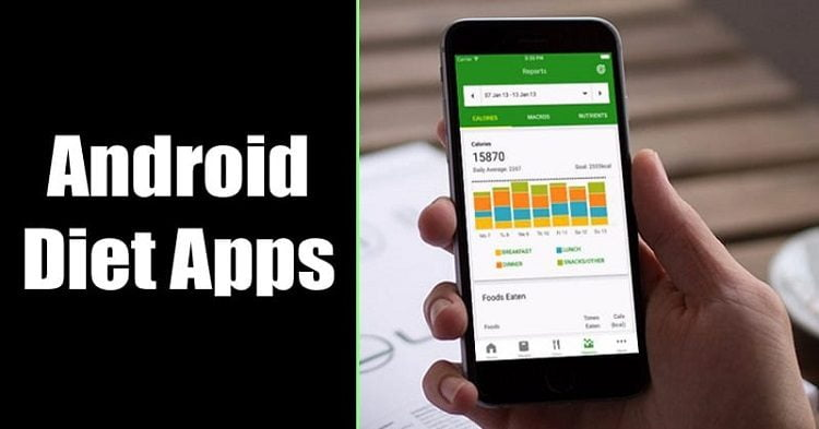 15 Best Android Diet Apps in 2020 To Lose Weight