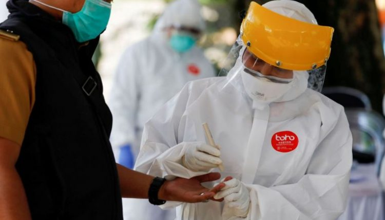 Indonesia leans on health tech startups to cope with coronavirus surge