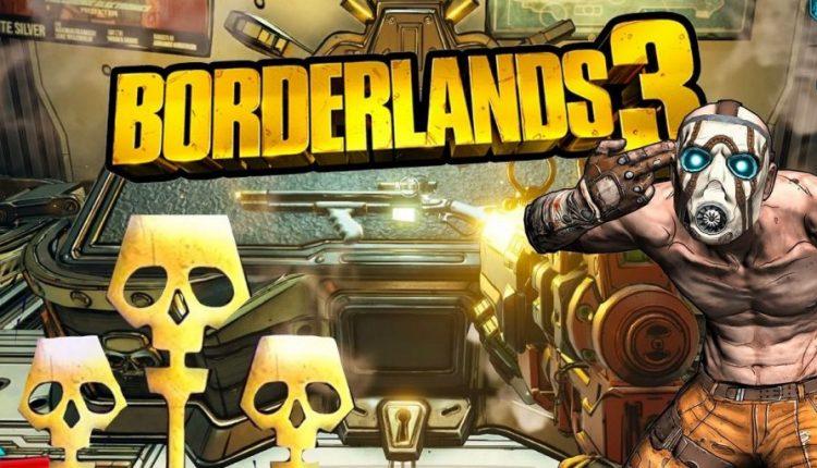 Borderlands 3: New Shift Code for 5 Golden Keys Revealed