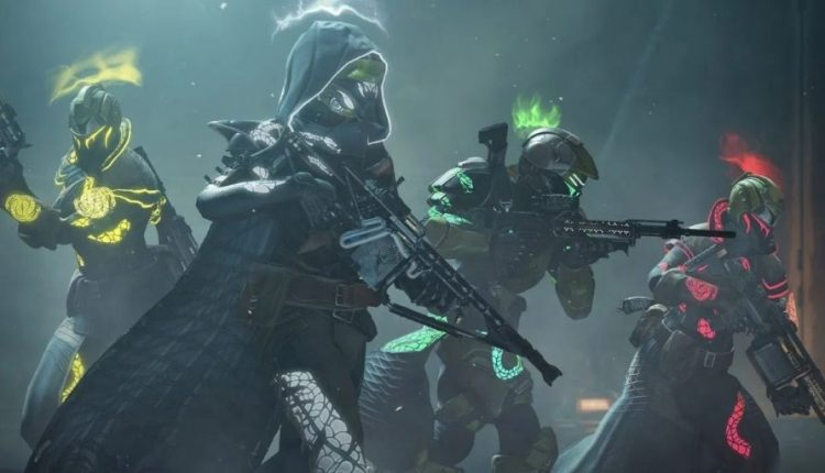 Destiny 2 Leak Reveals Season 11 Storyline and 6-Player Activity