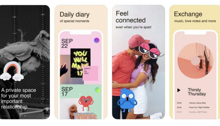 Facebook launches an app for couples to talk to each other