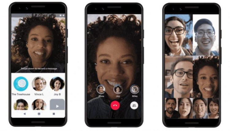 Google Duo Group Call Participant Limit Increased