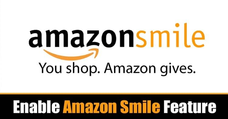 How To Activate Amazon Smile Feature on Amazon App