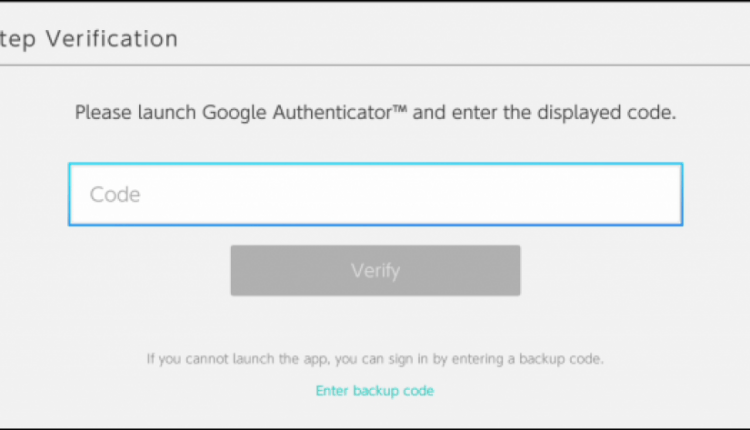 How to Enable Two-Factor Authentication on Your Nintendo Account