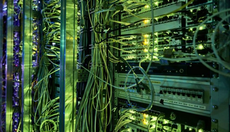Internet slowdown caused by submarine cable fault