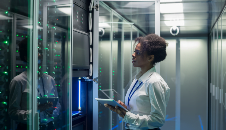 Is edge computing the answer to a data center overload?