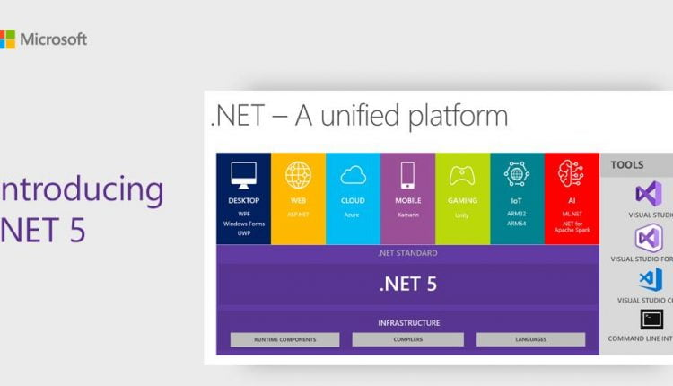 Microsoft .NET 5 Preview 2 brings RyuJIT and GC improvements