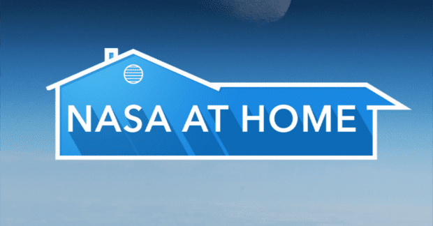 NASA launches website with at-home activities amid quarantine