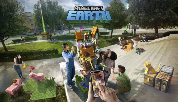 New Minecraft Earth Features Out Now Wire